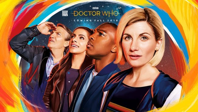 How to Watch Doctor Who S11 Live Online