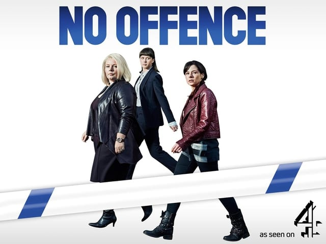 How to watch No Offence live online