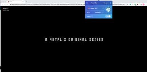 Netflix UK WIndscribe