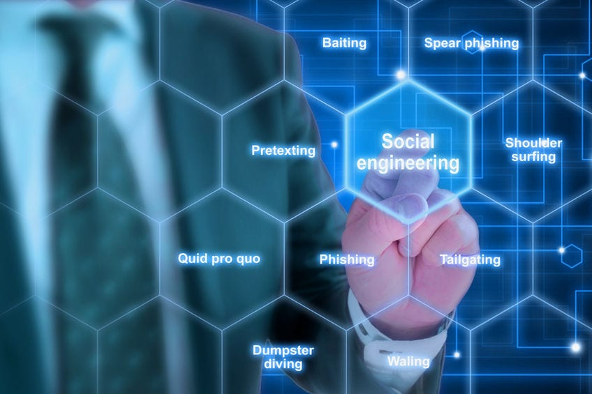 The Threat of Social Engineering
