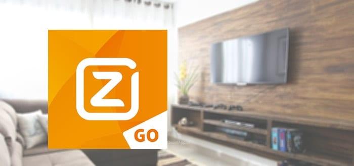 Watch Ziggo Go outside Holland
