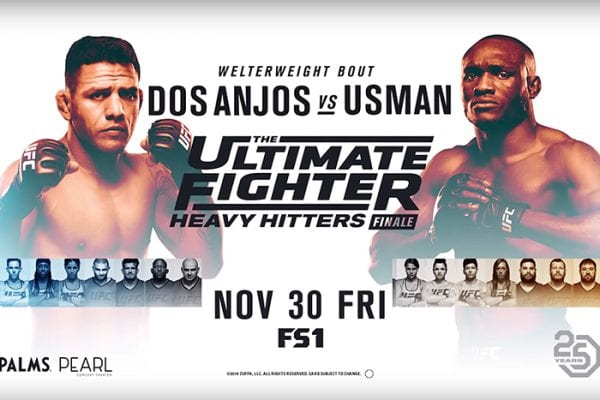 How to Watch TUF 28 Finale Live Online