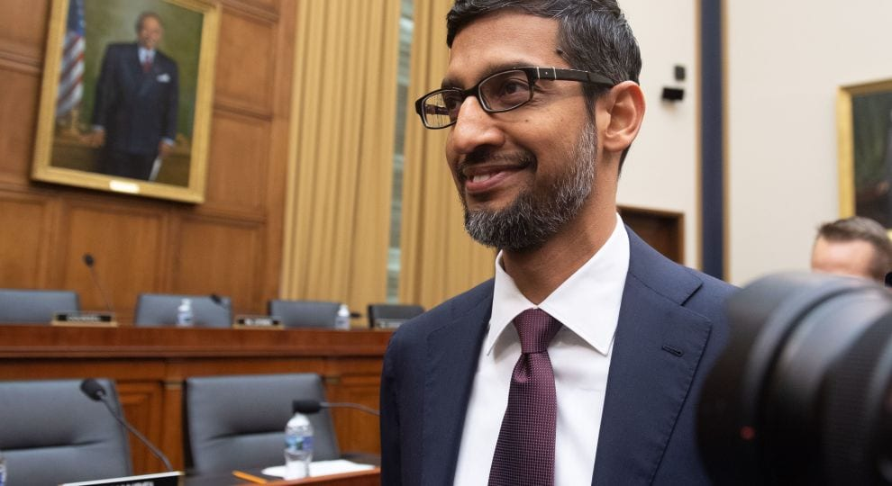 Google's CEO: No Plans to Relaunch a Chinese Search Engine