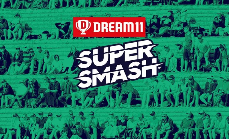 How to Watch Dream11 Super Smash 2019/20 Live Online
