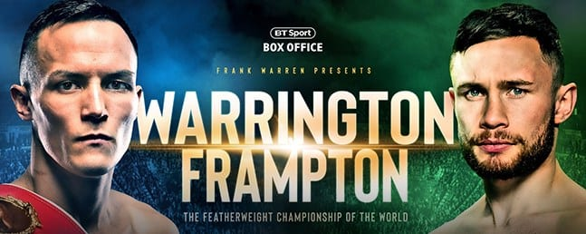 How to Watch Warrington vs Frampton Live Online