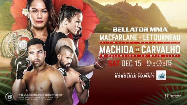 How to watch Bellator 213 Live Online