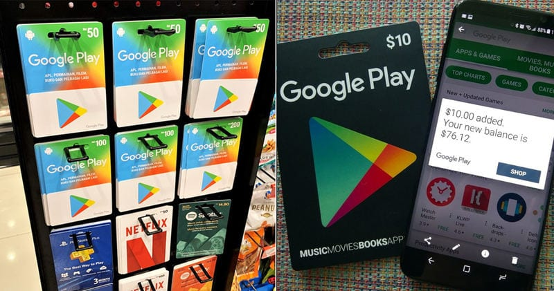 How to Redeem a Google Play Gift Card Outside the US - The ...