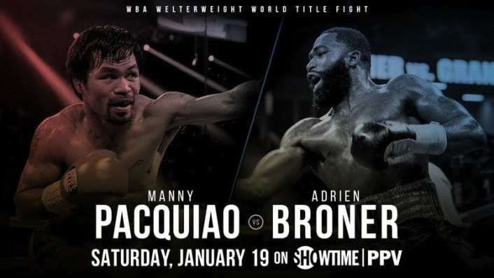 How to Watch Pacquiao vs Broner on FireStick Live