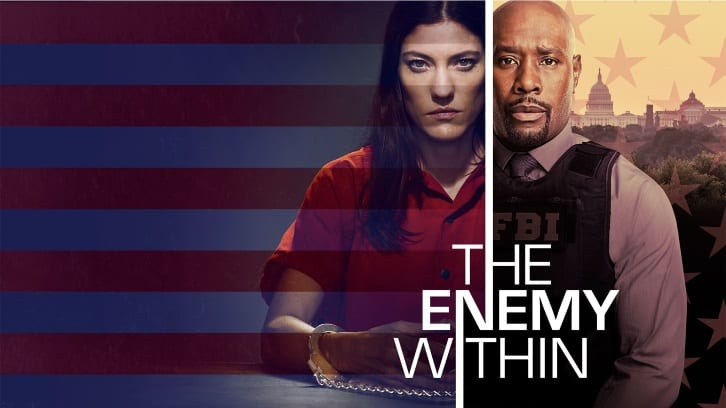 How to Watch The Enemy Within Season 1 Online