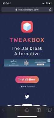 Tweakbox Home Page