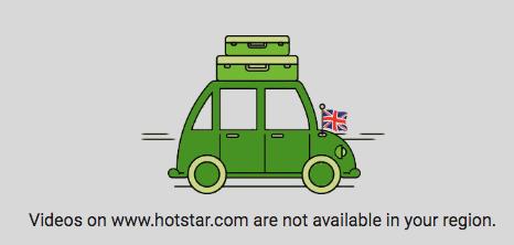 Hotstar Error