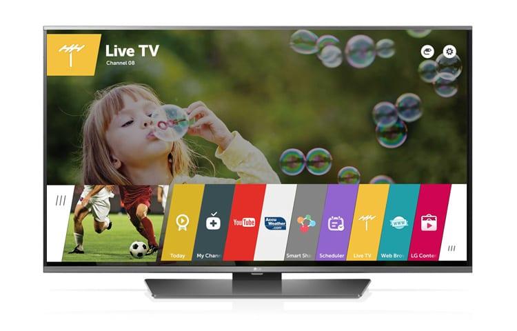 How to Change DNS Settings on LG Smart TV - The VPN Guru