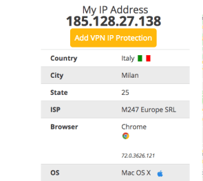 How to Change Your IP Address on Google Chrome - The VPN Guru