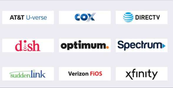 List of Providers