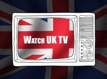 Watch UK TV Channels in Australia