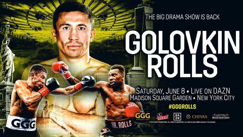 How to Watch Gennady Golovkin vs Steve Rolls Live Online
