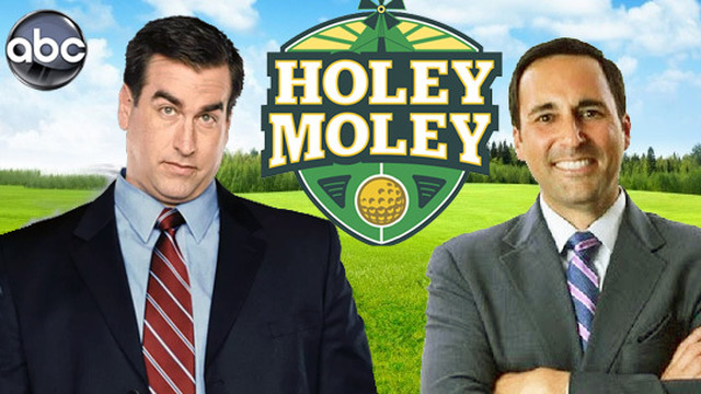 How to Watch Holey Moley Season 1 Outside the US
