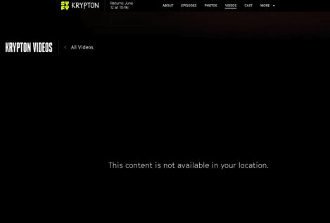 How to Watch Krypton Season 2 Live Online - The VPN Guru