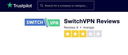 Trustpilot Switch
