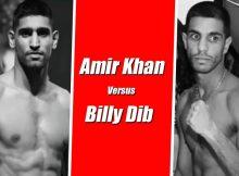 How to Watch Amir Khan vs Billy Bob Live Online
