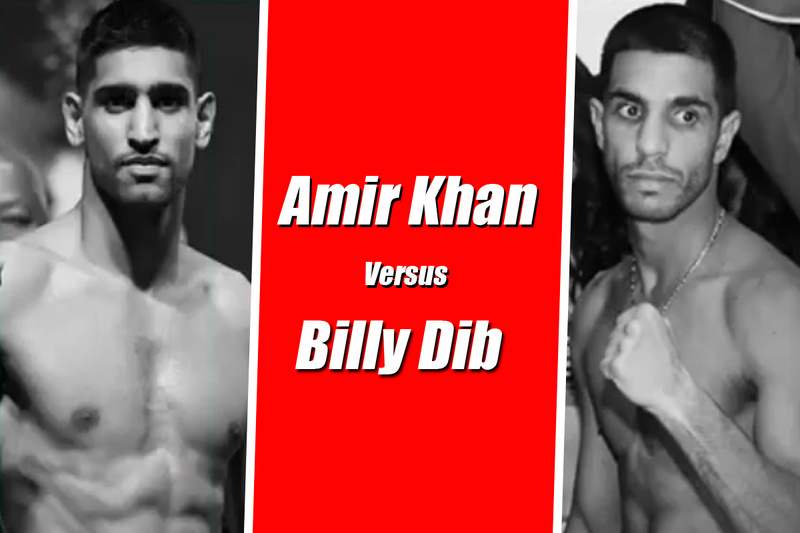 How to Watch Amir Khan vs Billy Dib Live Online