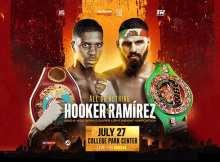 How to Watch Hooker vs. Ramirez Live Online