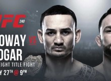 How to Watch UFC 240 Live Online
