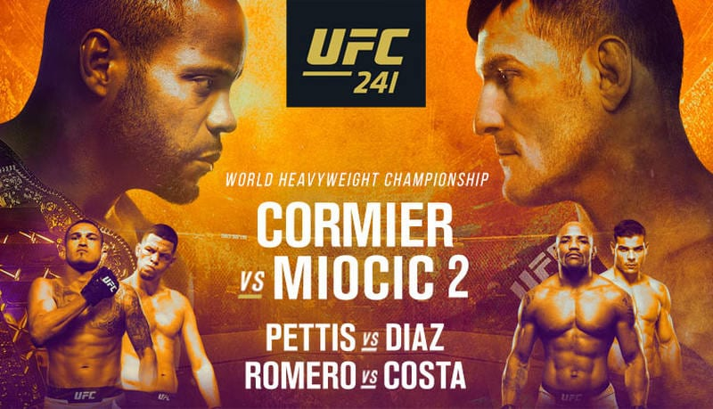 How to Watch UFC 241 Live Online