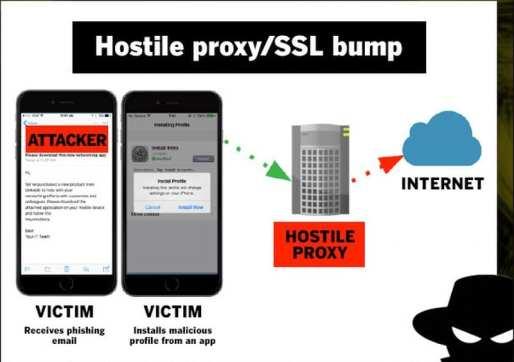 Hostile Proxy