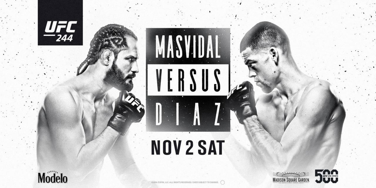 How to Watch UFC 244- New York Live Online