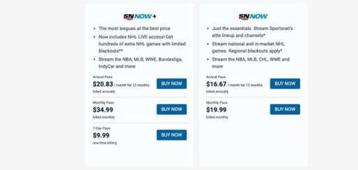 SN Now Subscription
