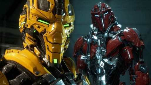 Cyrax and Sektor