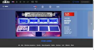 TF1 Unblocked