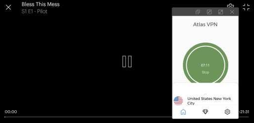 Atlas VPN Hulu