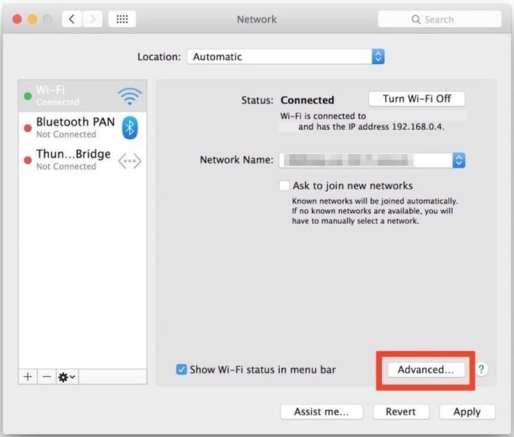 Mac Advanced 1