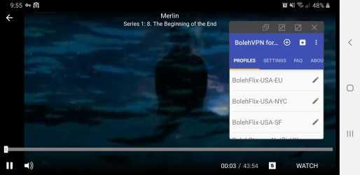 BBC iPlayer BolehVPN