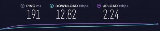 Fastest VPN Providers - SurfShark Distant Server Connection