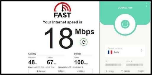 French Server WeVPN