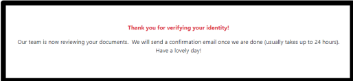 Verifying Complete