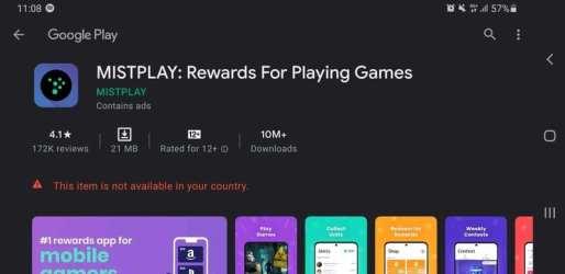 Google Play MistPlay