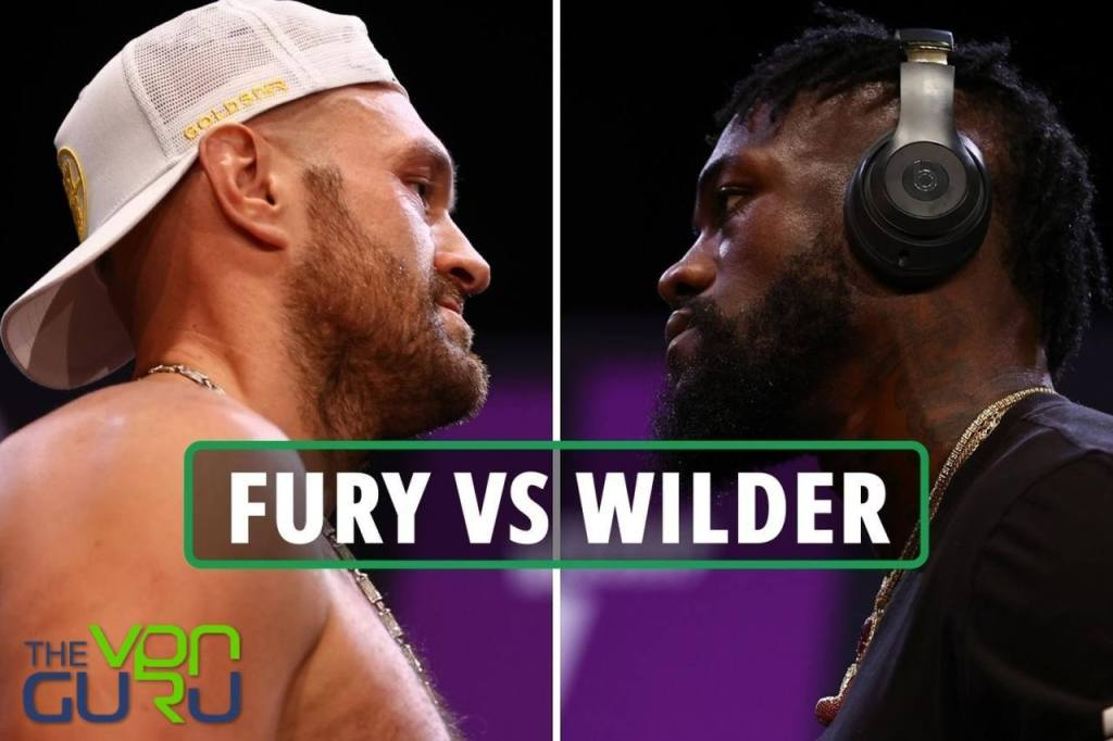 How to Watch Fury vs. Wilder Live Anywhere