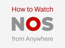 Watch NOS from Anywhere