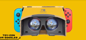 Nintendo labo toycon goggles