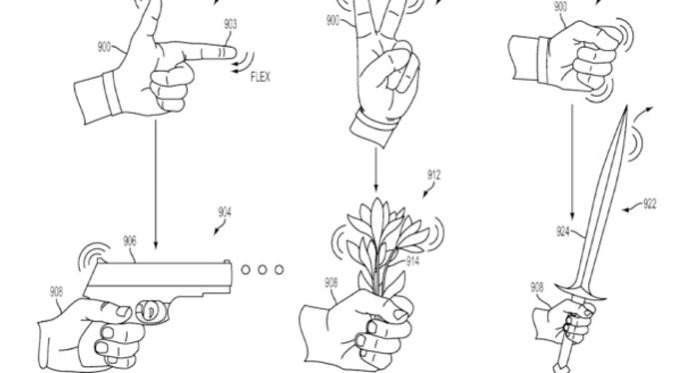Sony is preparing VR gloves for Virtual Reality on PS5