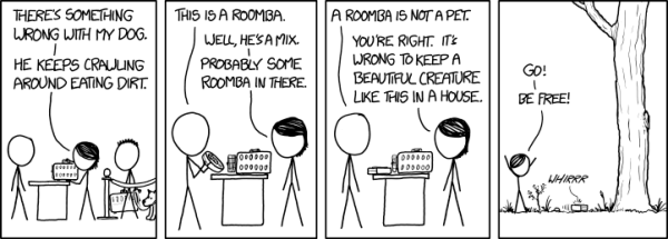 vet by xkcd