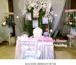 wedding organizer islami terbaik