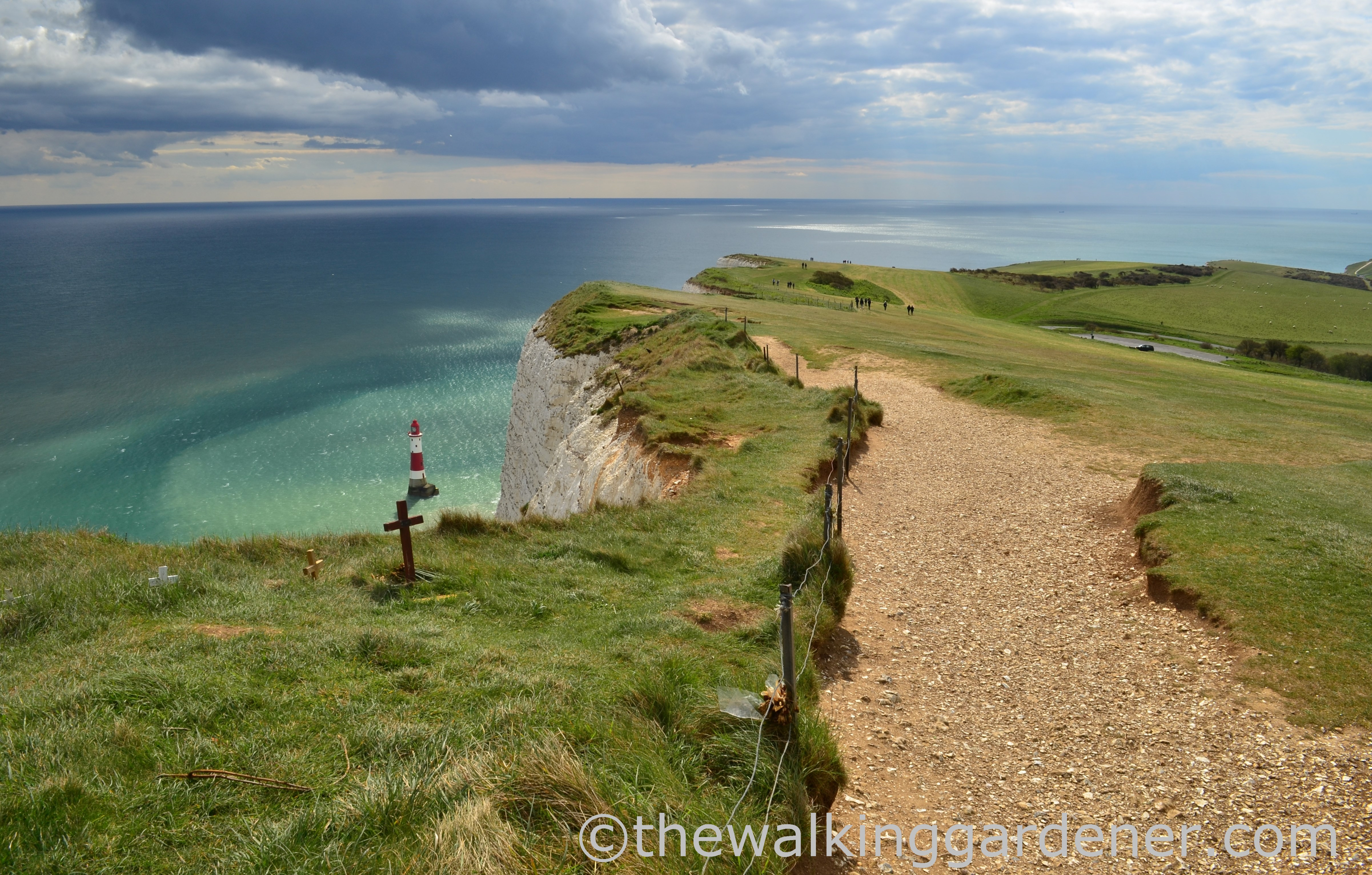 The South Downs Way: Day 6 – Southease to Eastbourne