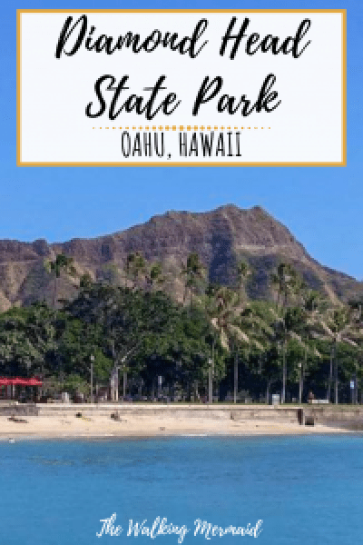 diamond head state park in honolulu hawaii overlay