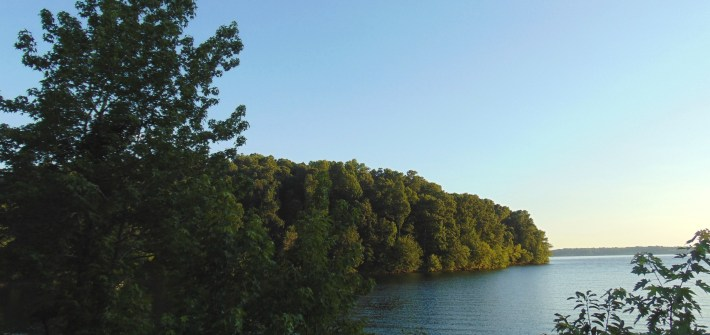 Camping At Land Between The Lakes - Hillman Ferry Campground