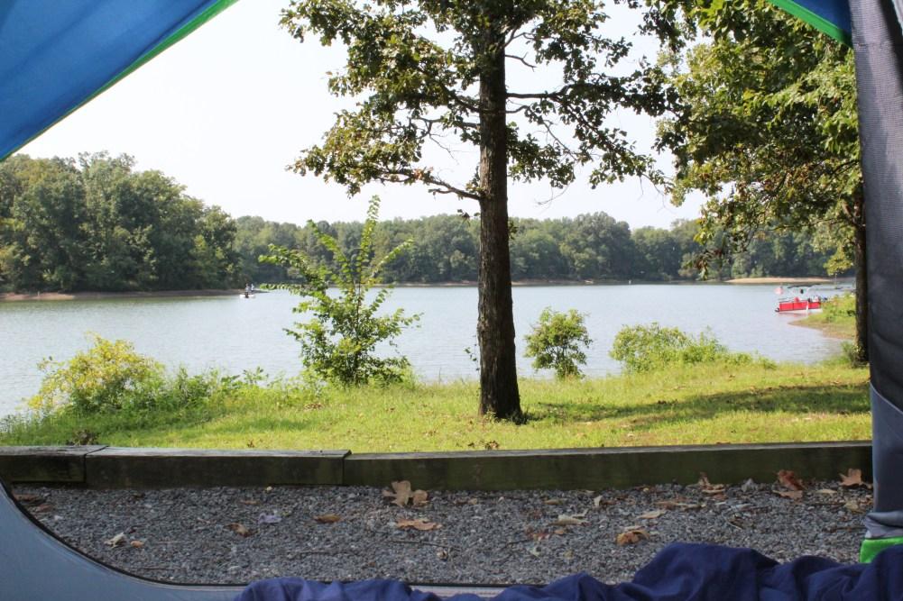 Piney Campground Land Between The Lake Kentucky Lake Virginia Loop